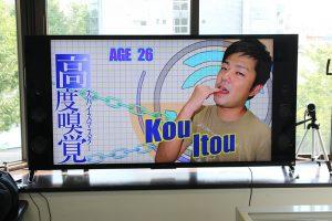 新宿駅代表はプロモーションビデオを用意して会場を盛り上げてくれました。