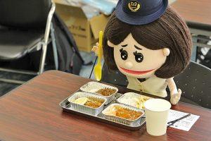 東京メトロサービスマネージャーの駅乃みちかさんも審査に加わりました。