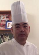 料理長 山田晃久さんの写真