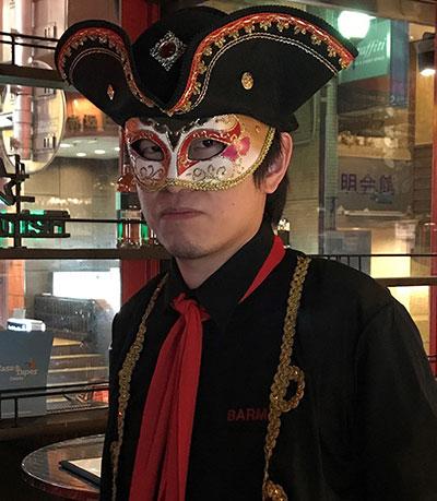 店長 千葉さんの写真